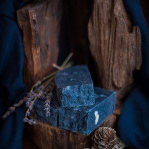 Kronseifen handgemachte Naturseife - natürliche Seife für Haut und Haar