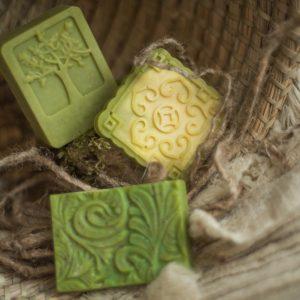 Kronseifen handgemachte Naturseife - gesunde Seife